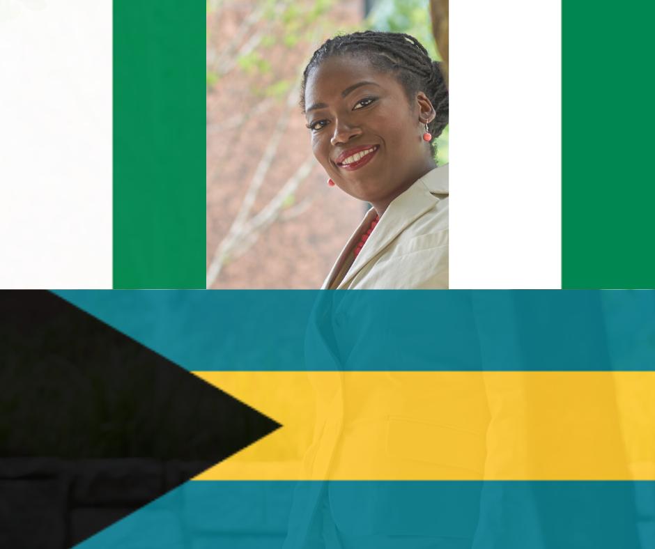 Nigeria and The Bahamas